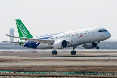 Trung Quốc gặp khó trong nỗ lực cạnh tranh với Boeing và Airbus