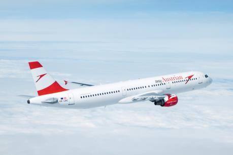 Hãng hàng không Austrian Airlines hủy chuyến bay tới Iran