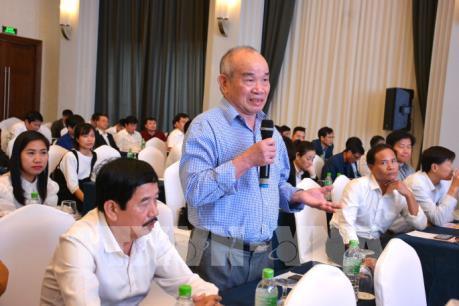 Nam Định đối thoại với đại diện 500 doanh nghiệp