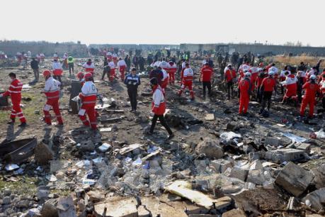 Tổng thống Iran yêu cầu xét xử người chịu trách nhiệm vụ 'bắn nhầm' máy bay Ukraine