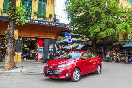 Toyota Việt Nam và những con số ấn tượng trong năm 2019