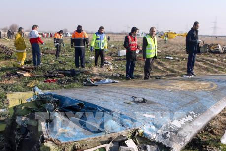 Ukraine yêu cầu Iran bồi thường vụ 'bắn nhầm' máy bay