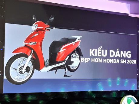 Pega ra mắt xe máy điện eSH giá bán chỉ 29,9 triệu