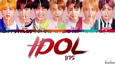 """Idol"" của BTS lập kỷ lục mới"