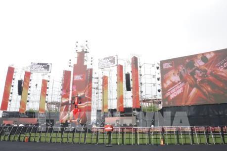 Đại nhạc hội -giải trí chào đón Chặng đua F1 VinFast Việt Nam Grand Prix
