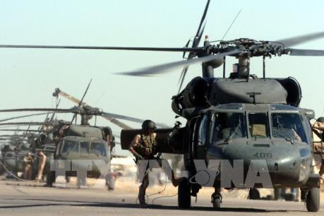 Căn cứ quân sự ở Iraq lại bị tấn công