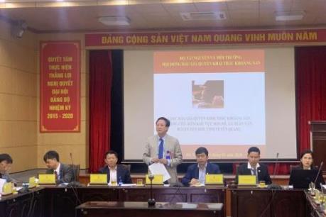 Đấu giá thành công 2 mỏ quặng chì - kẽm tại Tuyên Quang