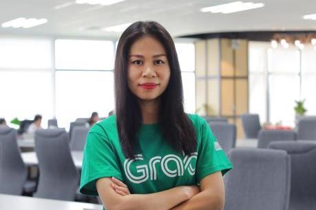 Grab Việt Nam có nữ Giám đốc điều hành mới