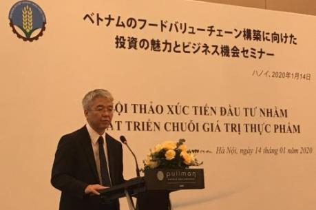 Lý do doanh nghiệp Nhật chọn Việt Nam để đầu tư chế biến nông sản xuất khẩu