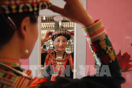 Độc đáo phong tục đón Tết của người Dao đỏ ở Lục Yên (Yên Bái)
