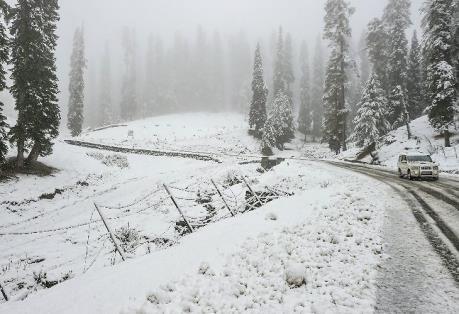 Gần 60 người thiệt mạng do lở tuyết ở Pakistan