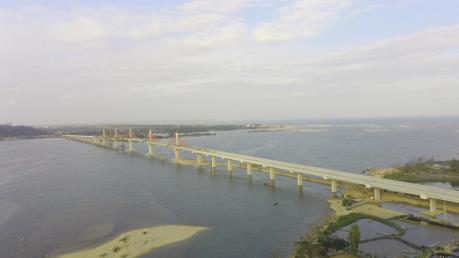 Quảng Ngãi chính thức hợp long cầu Cửa Đại
