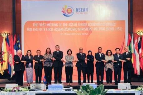 Củng cố vị trí trung tâm của ASEAN trong khuôn khổ hợp tác kinh tế khu vực và toàn cầu