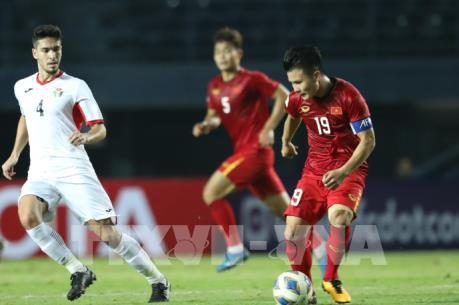 Xem trực tiếp U23 Việt Nam vs U23 Triều Tiên. Xem VTV6