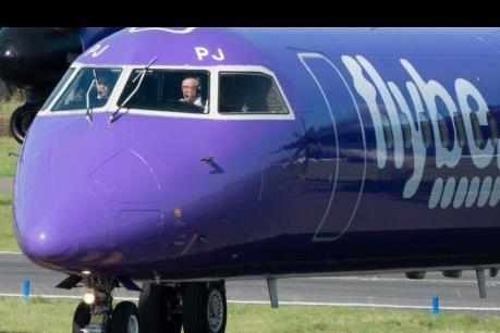 Hãng hàng không Flybe của Anh đang bên bờ vực phá sản