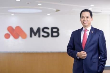 Ông Huỳnh Bửu Quang sẽ thôi giữ chức Tổng giám đốc MSB từ ngày 1/2
