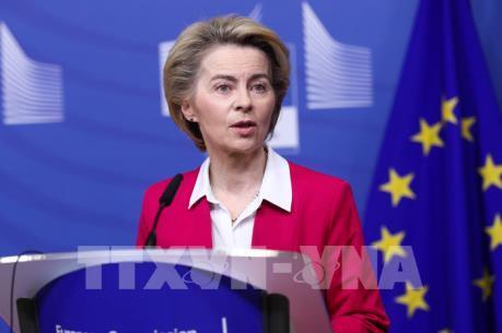 EU sẵn sàng đàm phán với Anh để đạt được thỏa thuận thương mại hậu Brexit