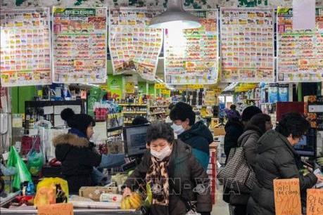 Xu hướng mua sắm của người Hàn Quốc trước Tết Nguyên đán