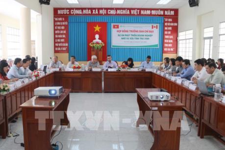 Hơn 128 tỷ đồng hỗ trợ doanh nghiệp tại Trà Vinh