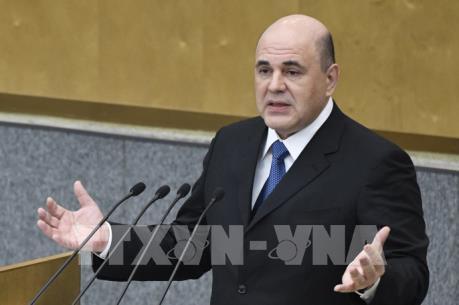 Tổng thống Nga V. Putin ký sắc lệnh bổ nhiệm ông Mikhail Mishustin làm Thủ tướng