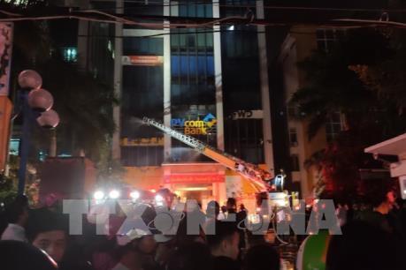 Cháy tòa nhà Dầu khí tại Thanh Hóa: Thêm 1 nạn nhân tử vong