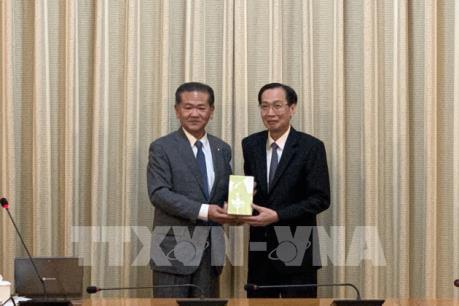 Năm 2020, TPHCM sẽ có nhiều hoạt động đối ngoại hợp tác với Nhật Bản