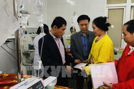 Vụ cháy Tòa nhà Dầu khí ở Thanh Hóa: Hỗ trợ gia đình nạn nhân