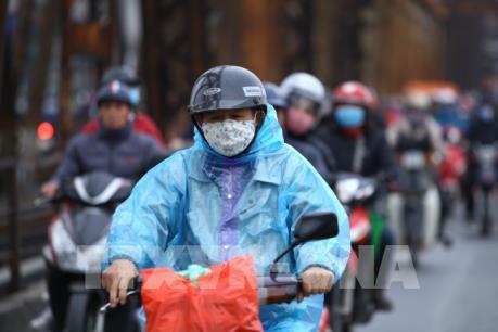 Dự báo thời tiết ngày 18/1: Hà Nội trời rét, có mưa vài nơi