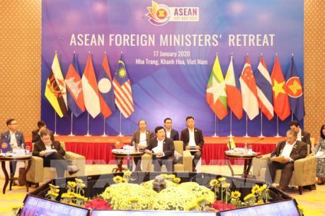 ASEAN 2020: Tuyên bố Báo chí của Chủ tịch Hội nghị hẹp Bộ trưởng Ngoại giao ASEAN