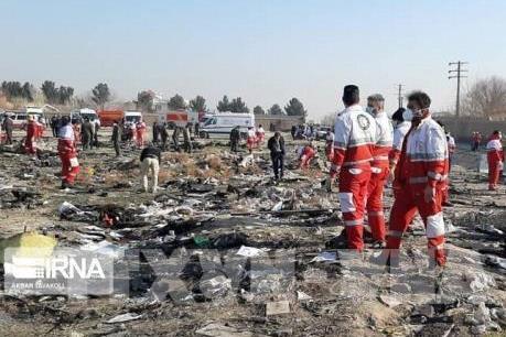 Canada hỗ trợ hơn 19.000 USD/nạn nhân trong vụ máy bay Ukraine rơi ở Iran