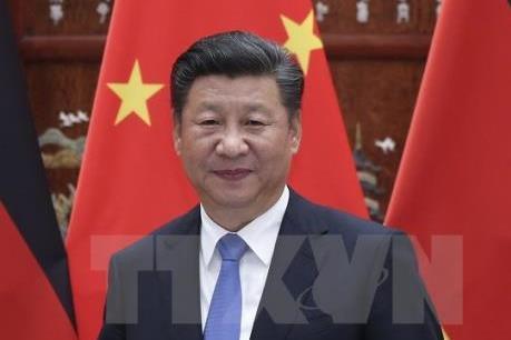 Chủ tịch Trung Quốc thăm Myanmar