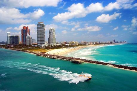 Mỹ chi hàng chục triệu USD bồi cát cho bờ biển Miami