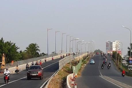 Cần Thơ: Thông xe cầu Quang Trung 2