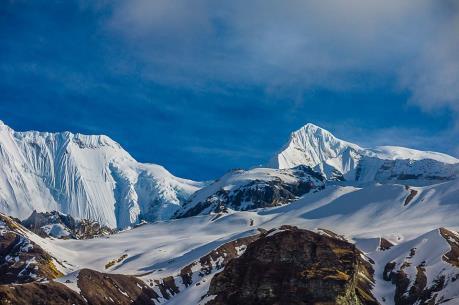 Bẩy người leo núi mất tích do lở tuyết ở Nepal