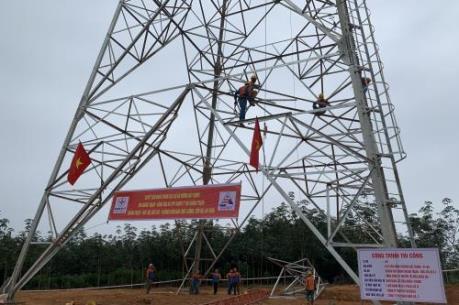 Đường dây 500 kV mạch 3 – Bài 2: Giải quyết khâu vướng nhất về mặt bằng