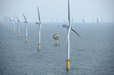 Anh đặt mục tiêu tăng gấp bốn lần sản lượng điện gió ngoài khơi