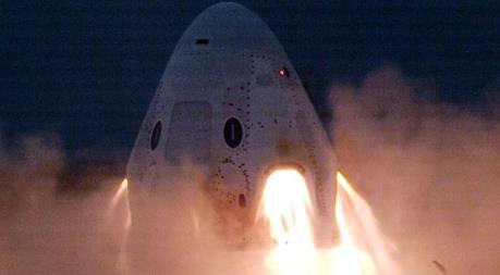 SpaceX thành công thử nghiệm giải cứu phi hành đoàn trong tình huống khẩn cấp