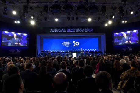Diễn đàn Kinh tế Thế giới 2020 chính thức khai mạc tại Davos