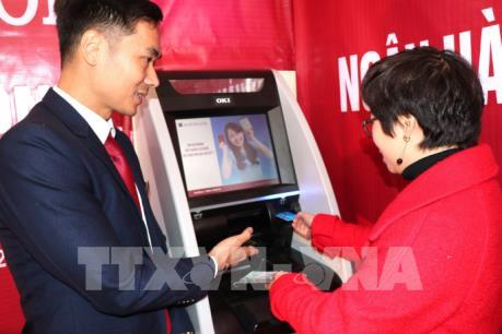 Agribank triển khai điểm giao dịch tự động Autobank CDM đầu tiên ở Hà Giang