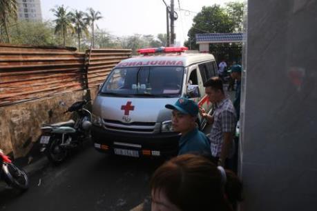Lửa bao trùm căn nhà trong hẻm sâu, 5 người thiệt mạng