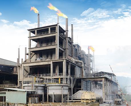 Hóa chất Đức Giang báo lãi năm 2019 giảm 35%