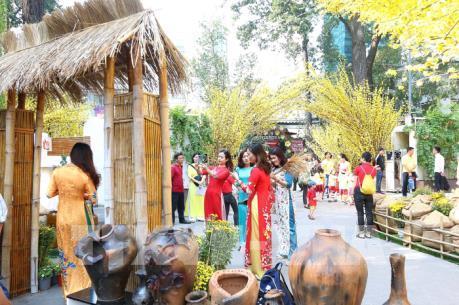 Các hoạt động vui Xuân đón Tết Canh Tý 2020 tại Tp. Hồ Chí Minh