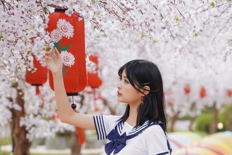 Màn diều hành cosplay siêu hoành tráng tại lễ hội hoa xuân xuyên Tết của Vinhomes