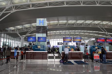 Tăng cường giám sát tại các sân bay qua camera an ninh