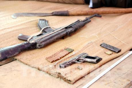 Khám nghiệm tử thi đối tượng gây trọng án ở Lạng Sơn