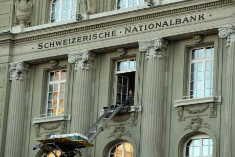 Các ngân hàng Thụy Sĩ thiệt hại hơn 8 tỷ USD vì lãi suất âm