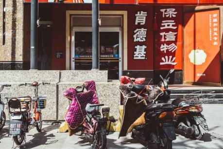 Dịch vụ chở người say rượu, bia - nghề kiếm bộn tiền ở Trung Quốc