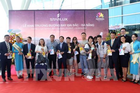Thêm một đường bay từ Đài Loan (Trung Quốc) đến Đà Nẵng