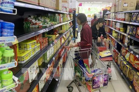 Thị trường ngày 29 Tết: Không có tình trạng khan hàng, tăng giá