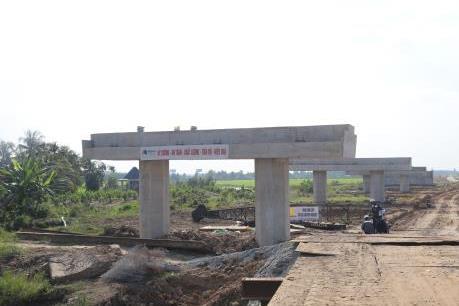 Giám sát chặt chẽ chất lượng thi công cao tốc Trung Lương-Mỹ Thuận